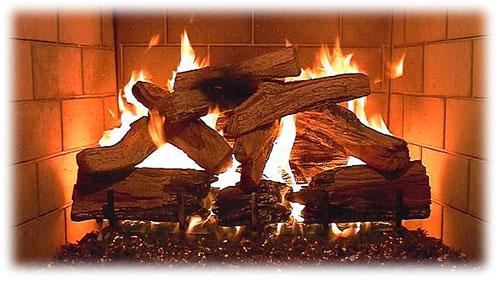 Čím topit v sálavém krbu ? Jen kvalitním dřevem